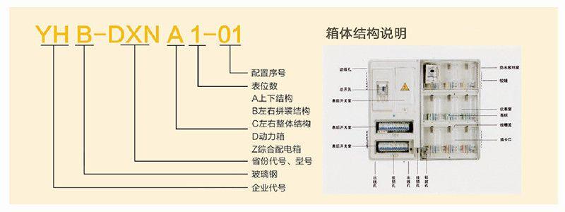低压jp柜计量表接线图